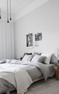 25+ best ideas about Light Grey Bedrooms on Pinterest