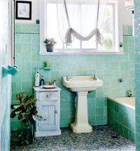 1000+ ideas about Mint Green Bathrooms on Pinterest ...