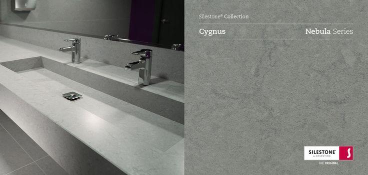 Silestone Cygnus  Silestone Collection  Pinterest  Nebulas