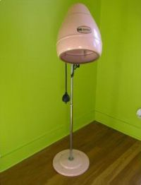 17 Best images about Vintage Hairdryer to Lamp Conversions ...