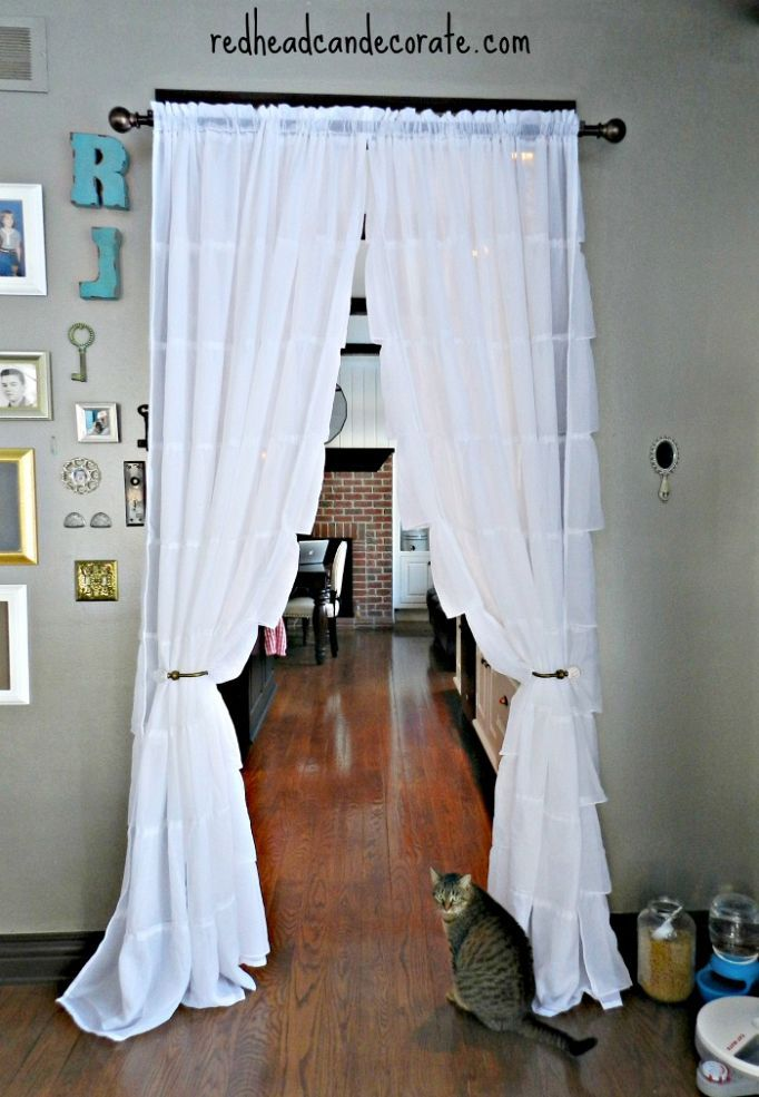25 Best Ideas About Doorway Curtain On Pinterest Wall Curtains