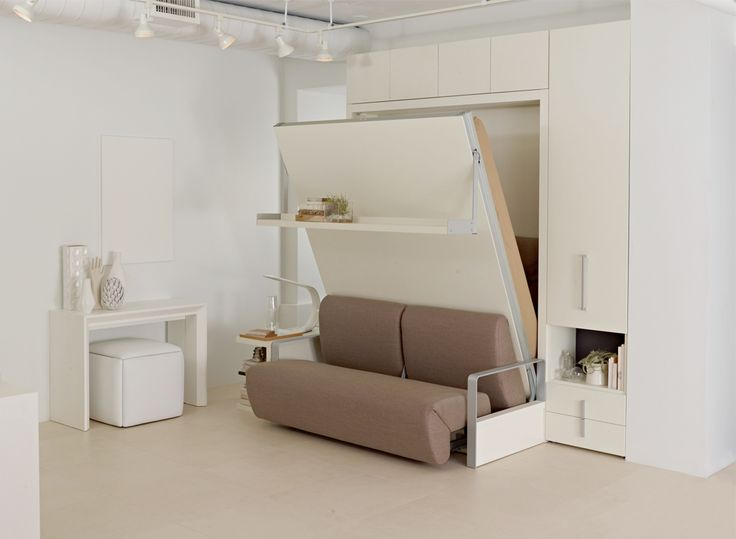 clei sofa bed standard height table closet murphy systems   , queen size wall system ...