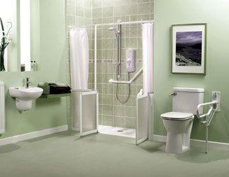 walk in showers for seniors | Walk In Showers for Elderly ...