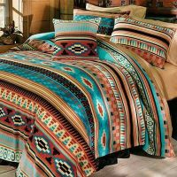 25+ best ideas about Tribal Bedding on Pinterest