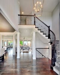 2 Story Entry Way, New Home, Interior Design, Open Floor ...
