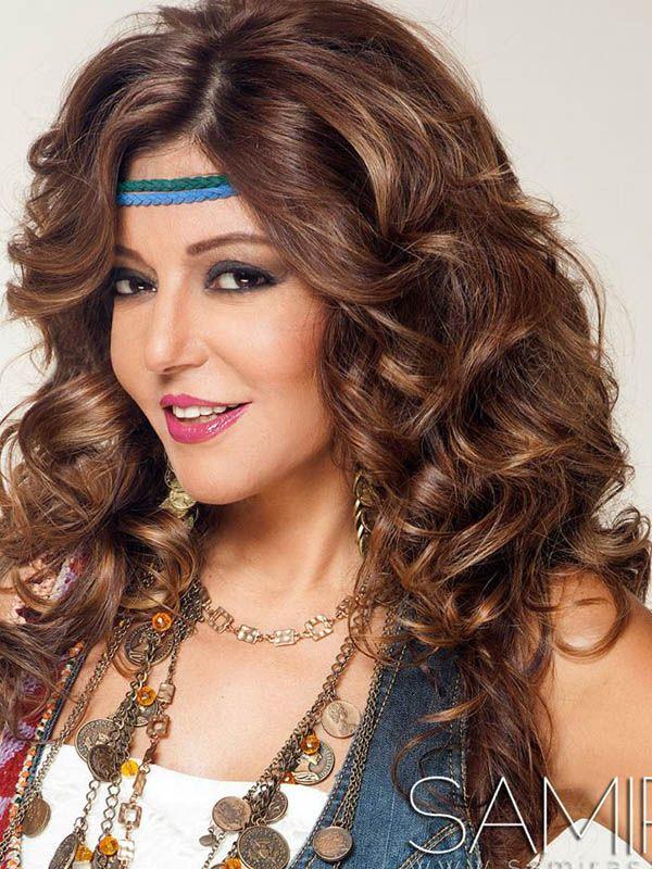 Arab Celebrity Samira Saeed Arabic Celebrities
