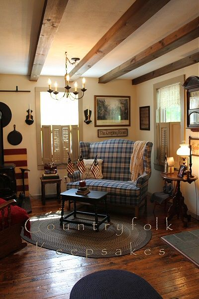 4427 best images about Primitive Decorating on Pinterest  David smith Country sampler and