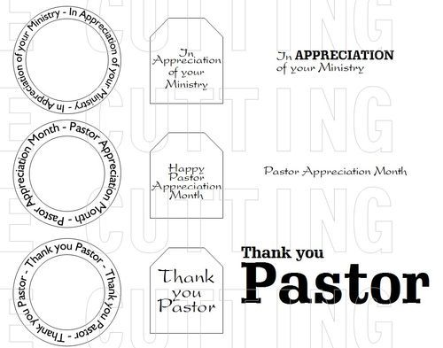 17 Best images about Pastor appreciation on Pinterest