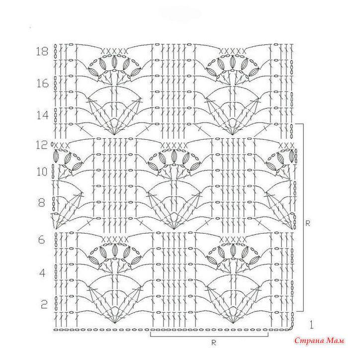 615 best Crochet tres images on Pinterest