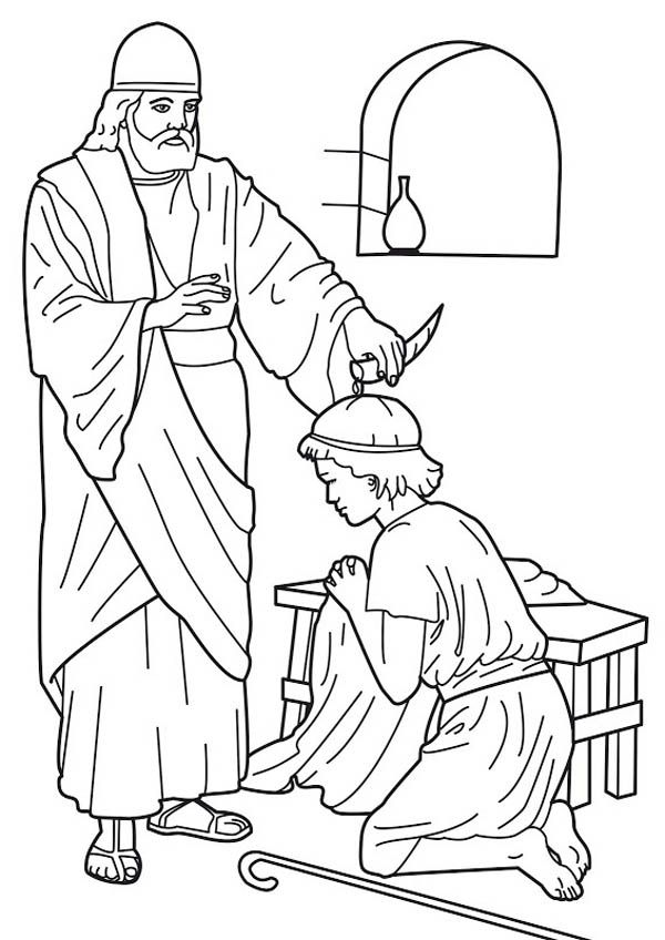 1000+ images about Samuel Coloring Pages on Pinterest