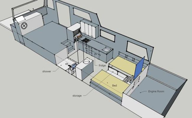 Free House Boat Plans Living On A Houseboat Floating