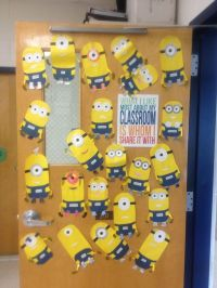 Best 20+ Minion classroom door ideas on Pinterest