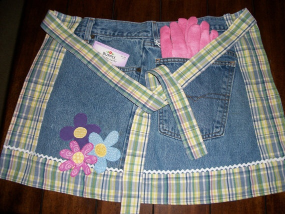 1000+ Images About Jeans Apron On Pinterest  Redneck Girl