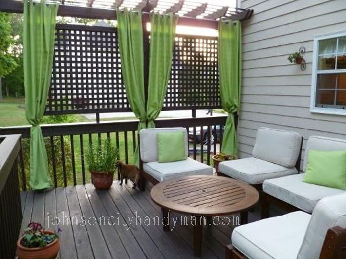 25 Best Ideas About Backyard Privacy On Pinterest Patio Privacy