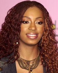 Beautiful human hair braids. | Summer hair styles ...