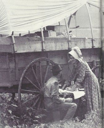 Covered Wagon Cattle Ranch And Single Women On Pinterest