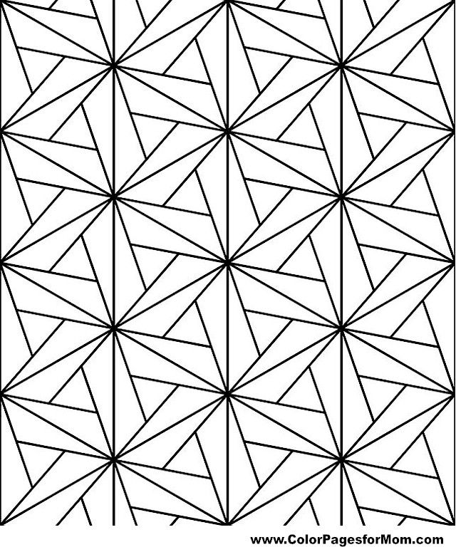 148 best ideas about coloring-patterns on Pinterest