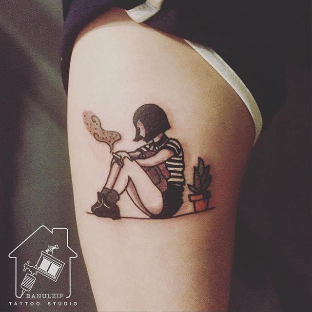 Best 25+ Tattoo Leon Ideas On Pinterest