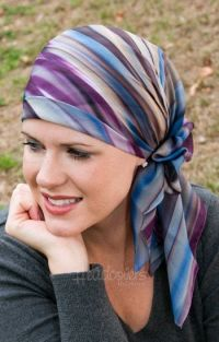 17 Best images about Chemo hats & turbans on Pinterest