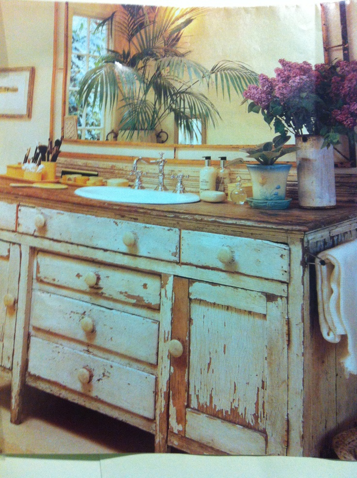 Pin Up Girl Home Wallpaper Old Dresser For Bathroom Sink Bathrooms Pinterest