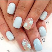 25+ best ideas about Flower nails on Pinterest | Daisy ...