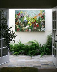 25+ Best Ideas about Mosaic Wall Art on Pinterest