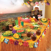 1000+ images about Church Party - Luau on Pinterest | Luau ...