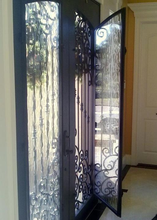 Screen Doors French Doors