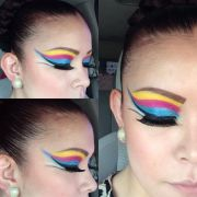 mexican folklore makeup folklorico