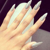 claw nails | Nail Designs | Pinterest | Follow me, Grey ...