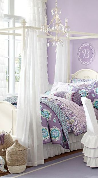 Best 25 Lavender Girls Rooms Ideas On Pinterest