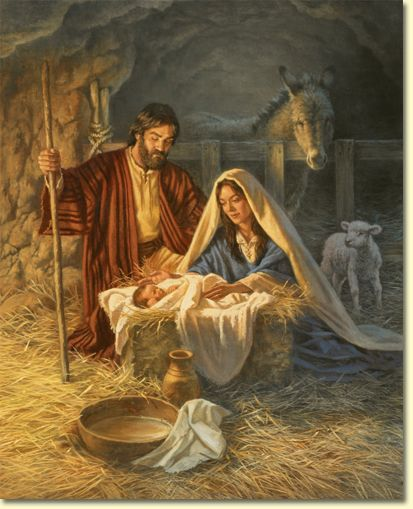 The Birth of Jesus_ *The Reason for the Season*