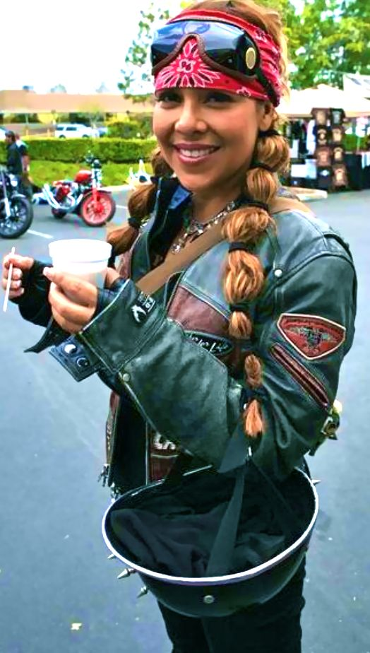 25 Best Ideas About Motorcycle Riding Hair On Pinterest