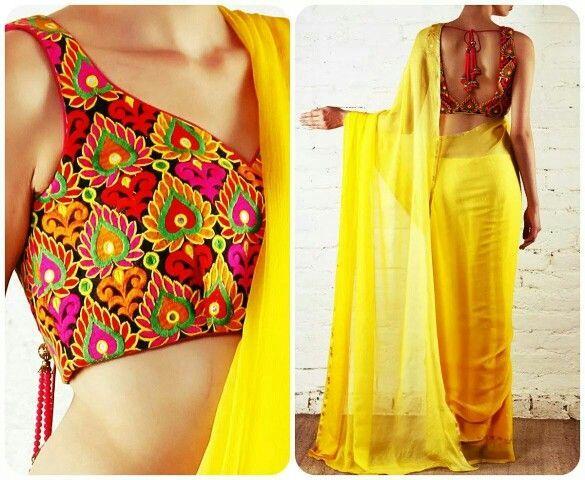 wedding season trends-Saree