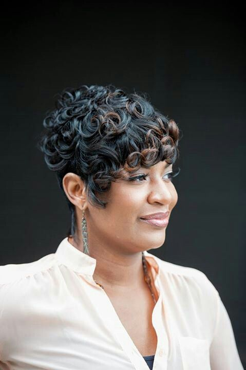 Fingerwaves Pin Curls Short Fingerwave Styles A Collection Of