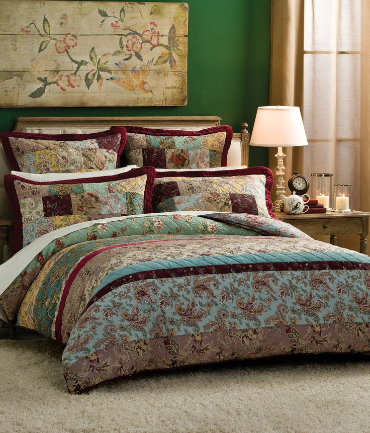 Elegant Paisley Print Inspired By The Orient Morgan
