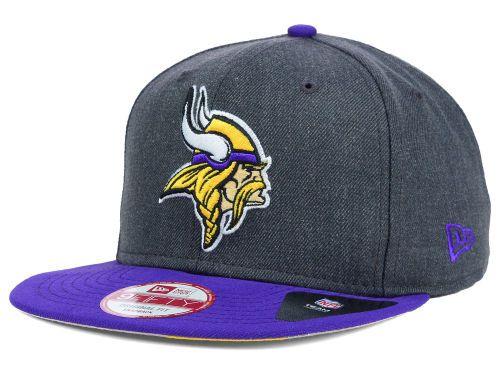 minnesota vikings new era nfl tone action original fit fifty snapback cap hats