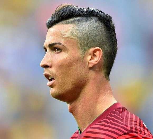 Les 25 Meilleures Idées De La Catégorie Coiffure Cristiano Ronaldo