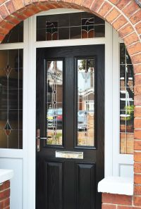Best 25+ Black composite door ideas on Pinterest