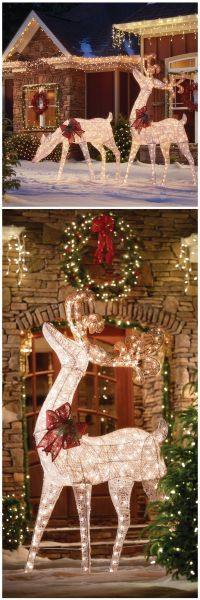 25+ best ideas about Christmas yard decorations on ...