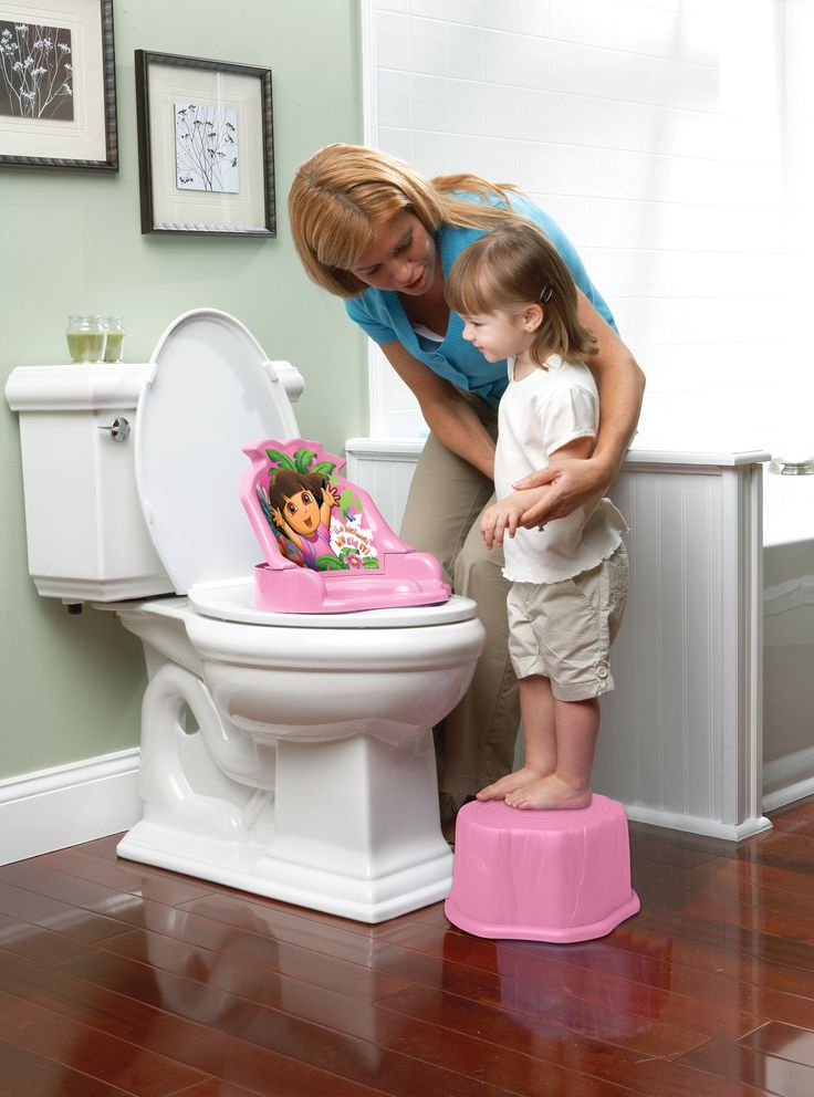 Potty Training Tips for Girls - How to Potty Train a Girl ...