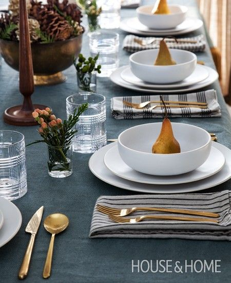 1000+ images about Holiday Table Setting Ideas on Pinterest