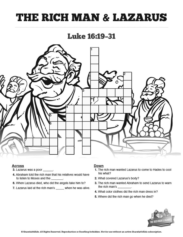 113 best Top Sunday School Crossword Puzzles images on
