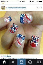 sweet 16 nails ideas