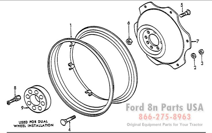 8n Ford Tractor Wiring Diagram On Wiring Diagram For 1952 Ford 8n