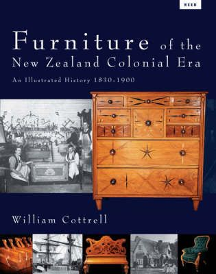 Furniture of the New Zealand Colonial Era An Illustrated