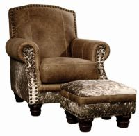 17 Best images about Cowhide Upholstered Furniture on ...