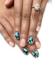 17 Best ideas about Summer Vacation Nails on Pinterest ...