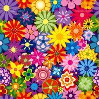 Colorful Flower Background | Hd Wallpaper Full | Pinterest ...