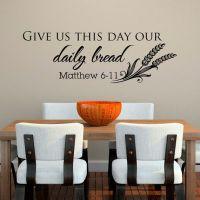 Best 25+ Christian Wall Decals ideas on Pinterest   Wall ...